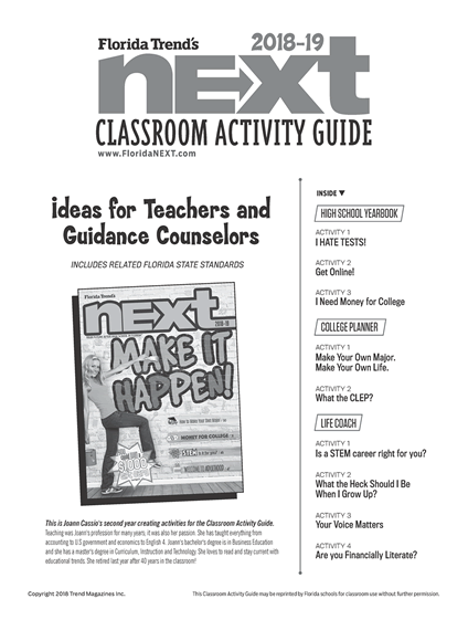 Classroom Activity Guide