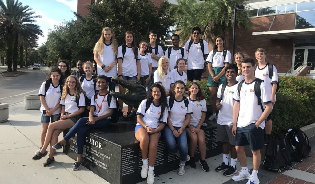 UF Seeks High School Student Applicants for Science Summer Program